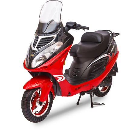 Moped Hors156